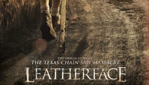Leatherface - Movie POster