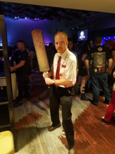 Shaun of The Dead - Dragon Con 2017