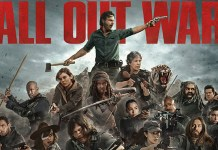 The Walking Dead Season 8 All Out War