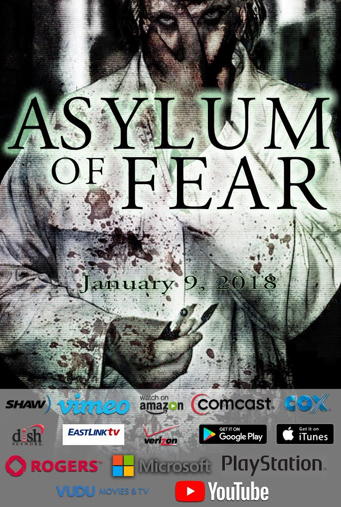 Asylum Of Fear - Movie