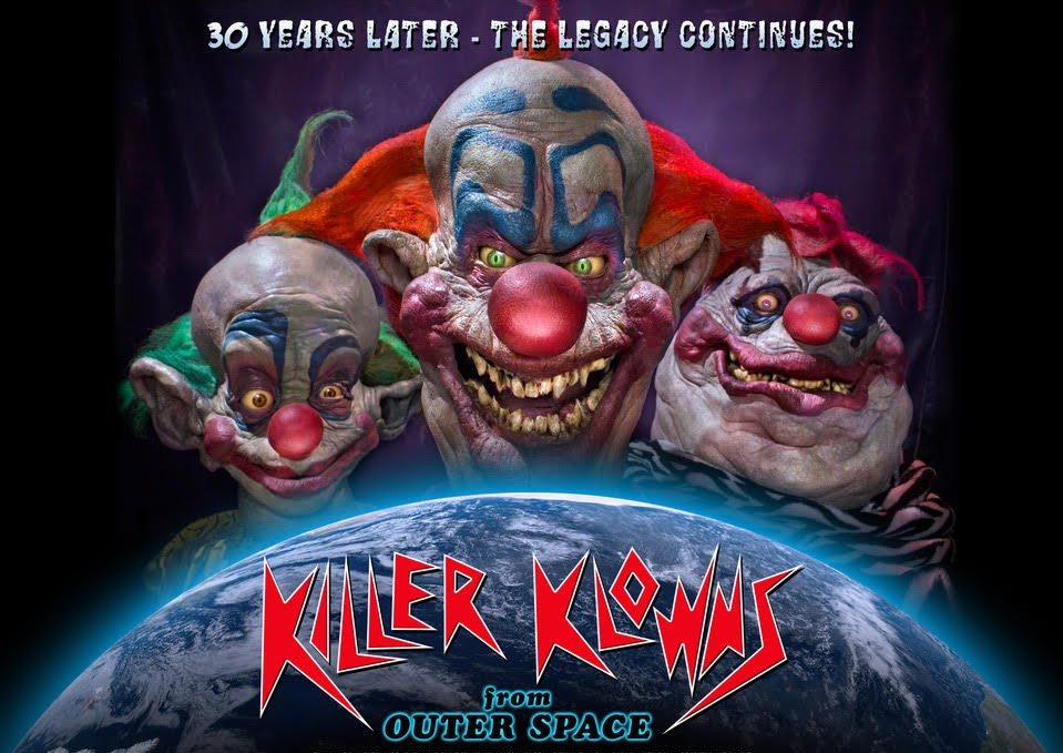 Cast And Creators Of Killer Klowns From Outer Space Reunite For Live To Picture Event