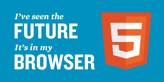 HTML5: He visto el futuro y está en mi navegador