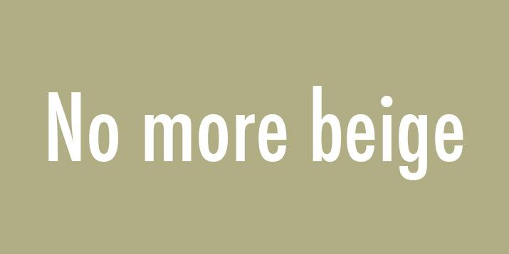 no-beige