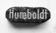 Sonnenscheinbrikett der Gewerkschaft Humboldt