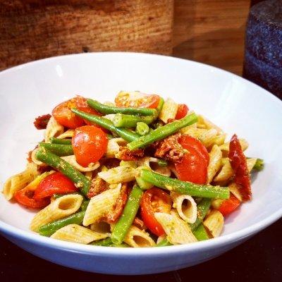Toscaanse pastasalade
