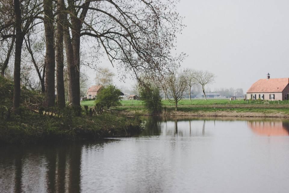 Fort Giessen in Brabant