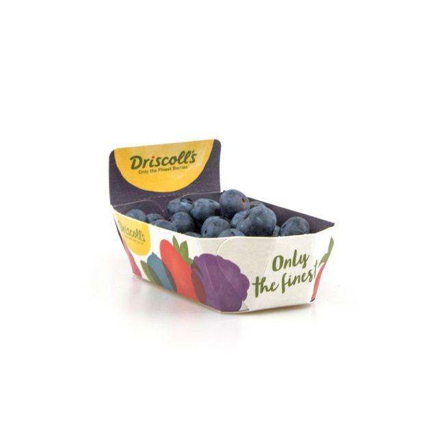Blauwe bessen per 125 gram