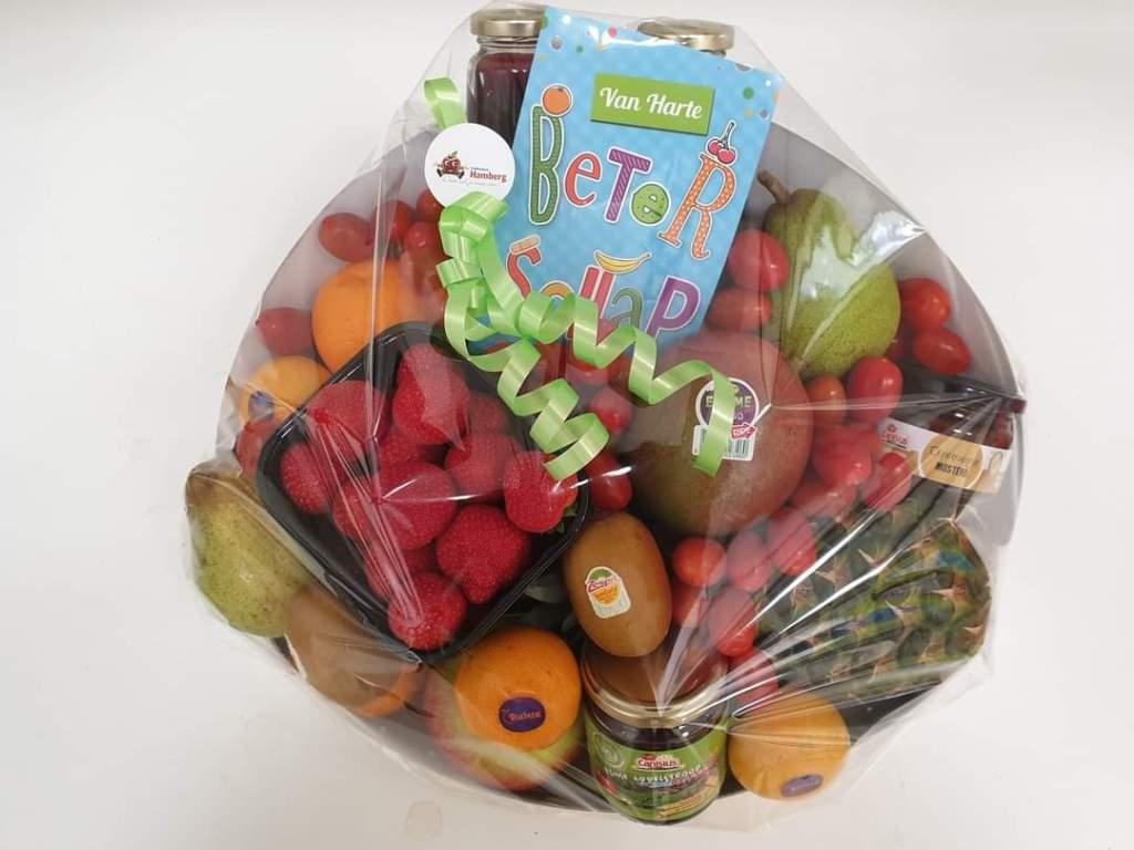 Fruitmand bezorgen Zwolle