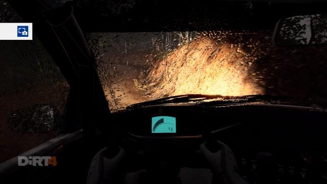 Dirt 4 - Rain Stage