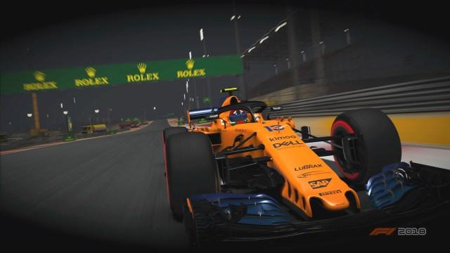 F1 2018 - Visuals