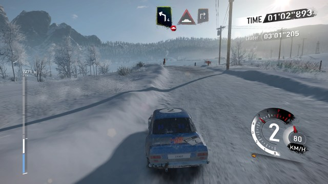V-Rally 4 - Ice Racing