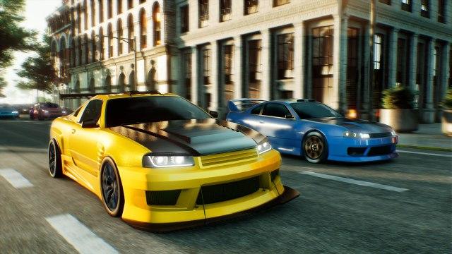 Super Street - Racing