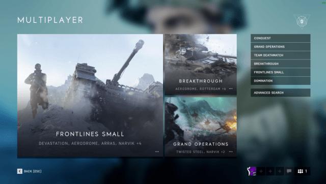 Battlefield V - Multiplayer