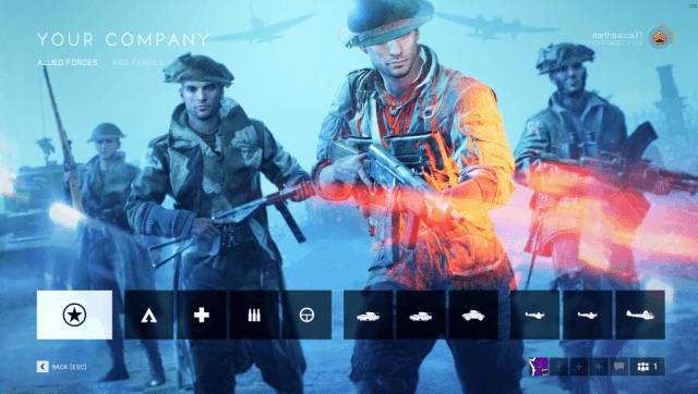 Battlefield V - Your Company