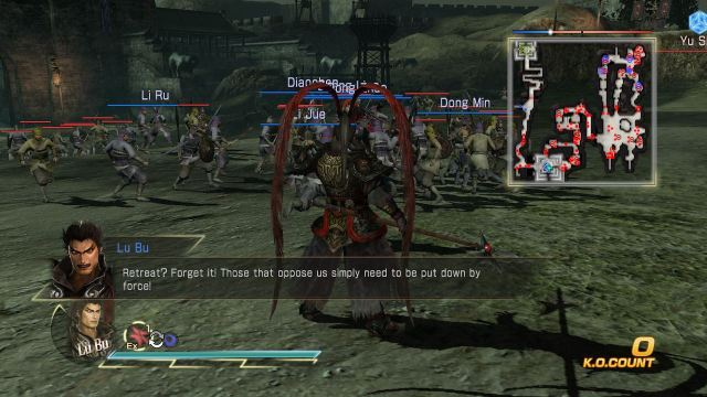 Dynasty Warriors 8: Xtreme Legends Definitive Edition graphics