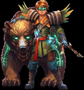 Pagan Online - Dameer, The Wildborn