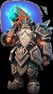 Pagan Online - Istok, The Stalwart Protecto