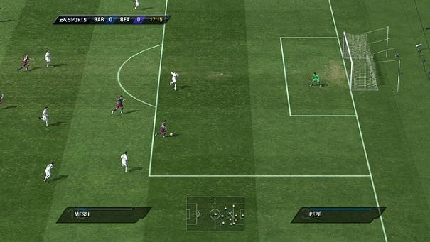 FIFA 11 Screenshot 2