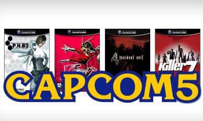 Capcom Five