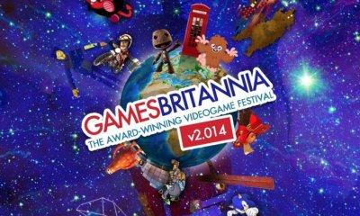 Games Britannia Live!