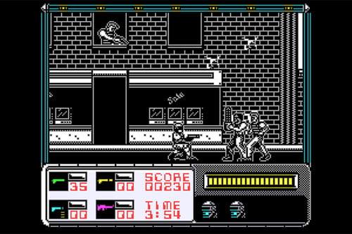 RoboCop ZX Spectrum