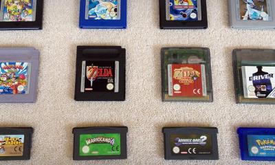 Game Cartridges