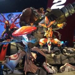 E3 2015 - Battleborn