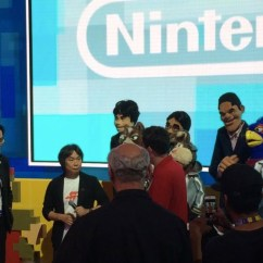 E3 2015 - Miyamoto