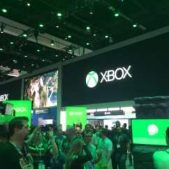 E3 2015 - Xbox booth