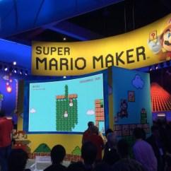 E3 2015 - Super Mario Maker - Nintendo