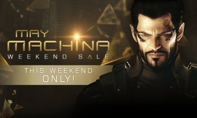 Deus Ex: Mankind Divided sale