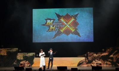 Monster Hunter X (Cross) announced by Capcom