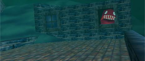 Mario 64 - Eel