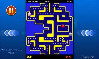Pac-Man iOS