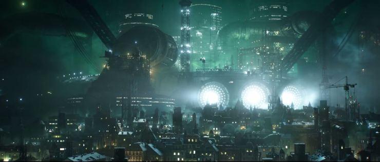 Final Fantasy VII Remake video