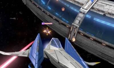 Star Fox Zero - E3 2015