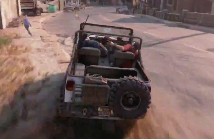 Uncharted 4- E3 2015