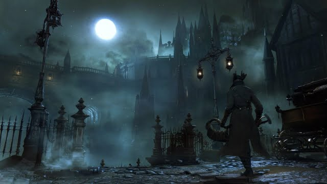 10 Best-looking games of 2015 - Bloodborne