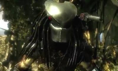Mortal Kombat X Predator