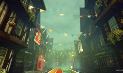 We Happy Few street scene