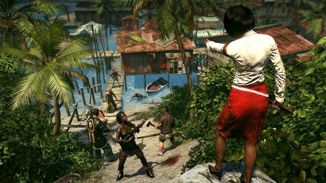 10 best zombie games - Dead Island
