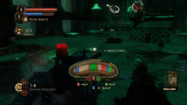 10 worst hacking game mechanics - BioShock 2