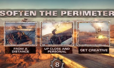 Mad Max - Choose Your Path interactive trailer