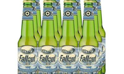 Fallout beer? FALLOUT BEER!