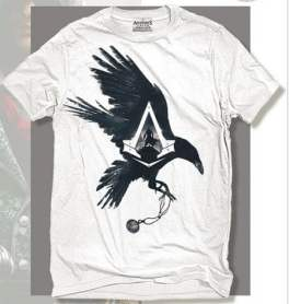 Assassin's Creed Syndicate t-shirts – Raven