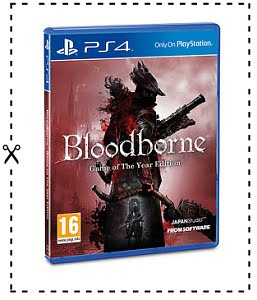 Blood borne Game of the Year Edition