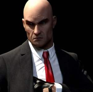 video game halloween costume ideas - agent 47
