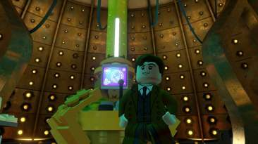 LEGO Dimensions Doctor Who - 10th Doctor