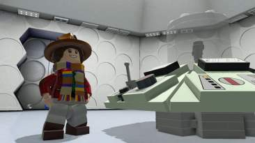 LEGO Dimensions Doctor Who - 4th Doctor