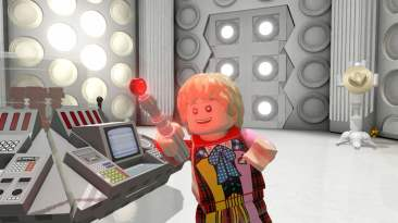 LEGO Dimensions Doctor Who - 6th Doctor